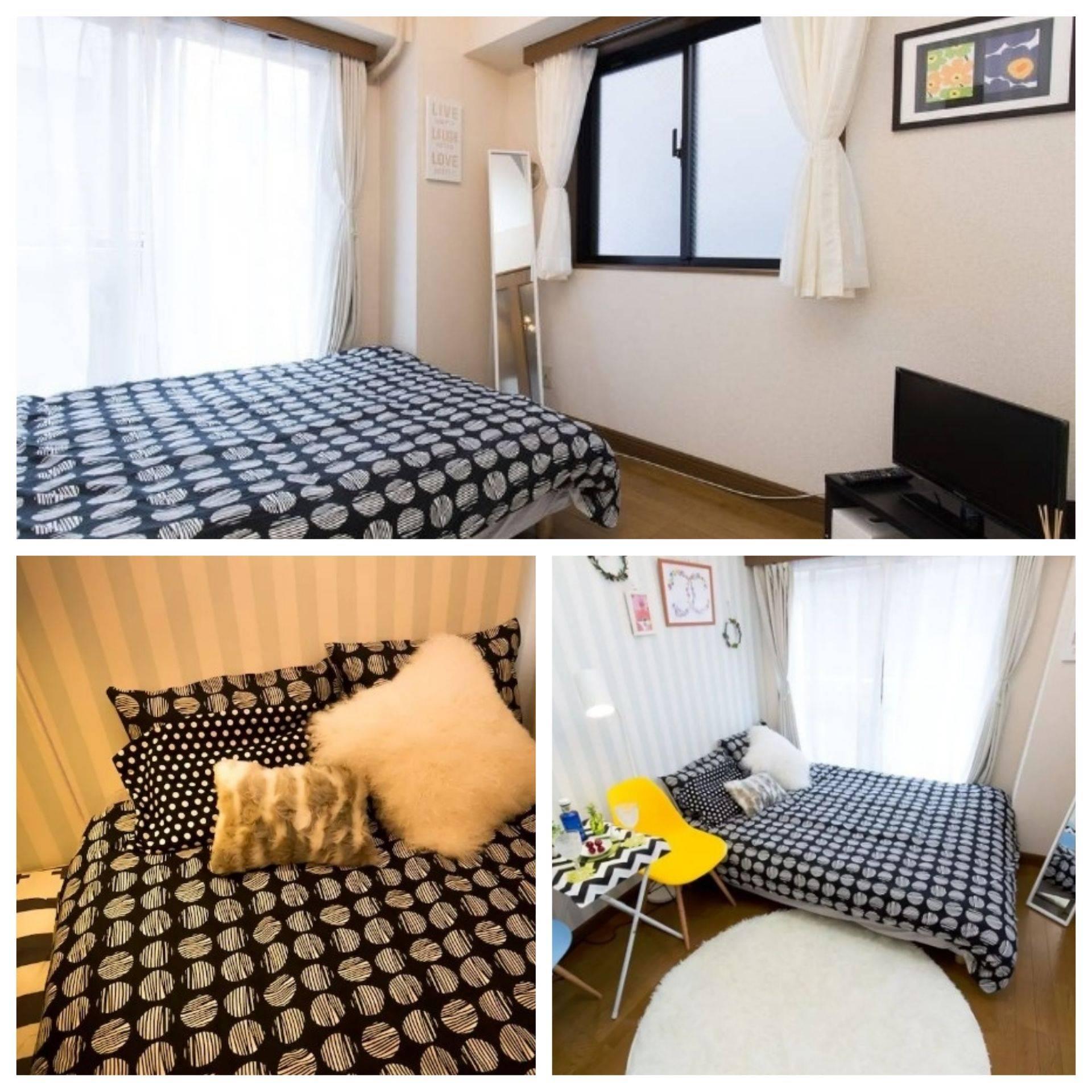 東京民宿-新宿住宿-白藍格鋪