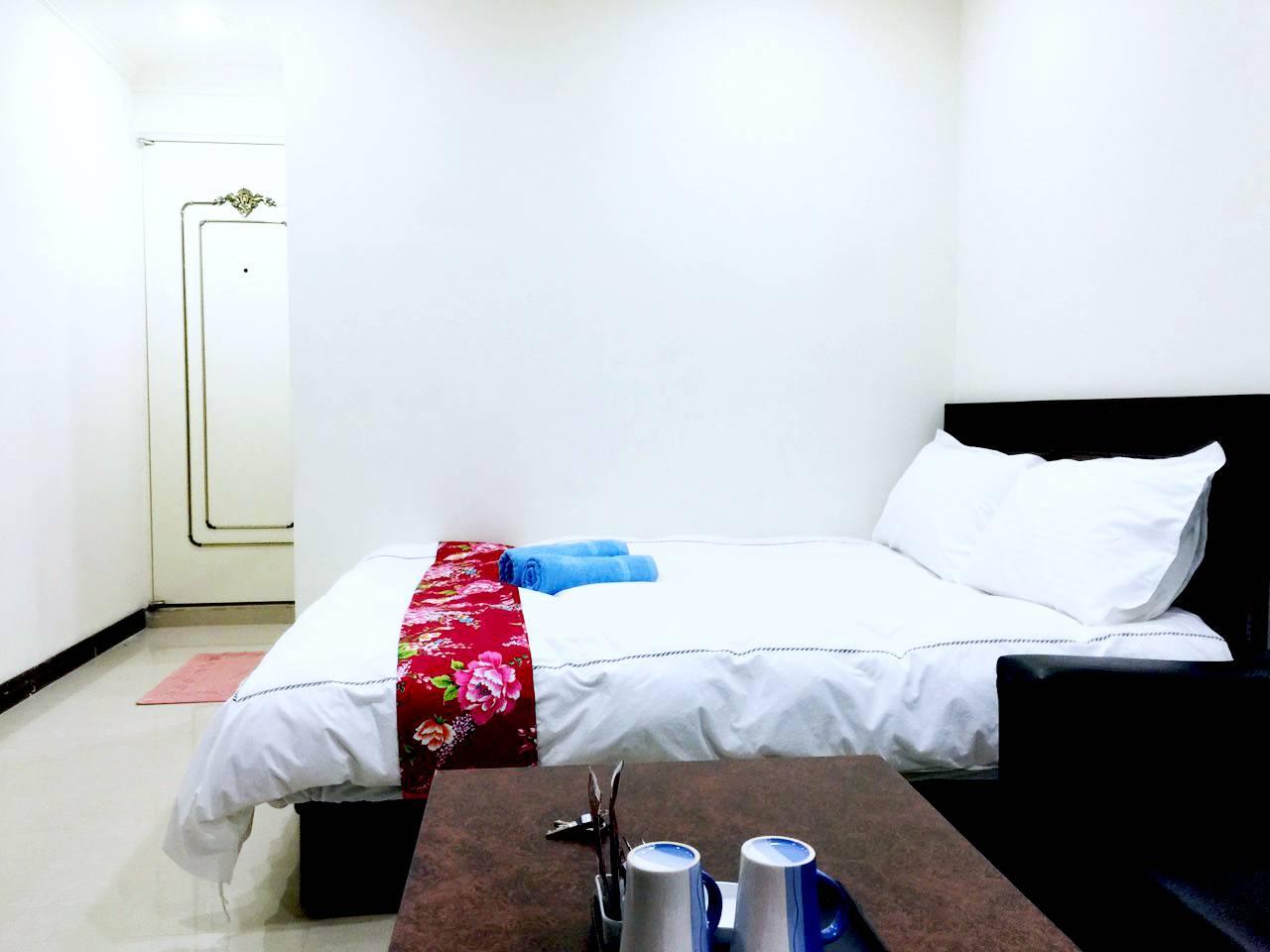 台北住宿-101世貿好丘民宿