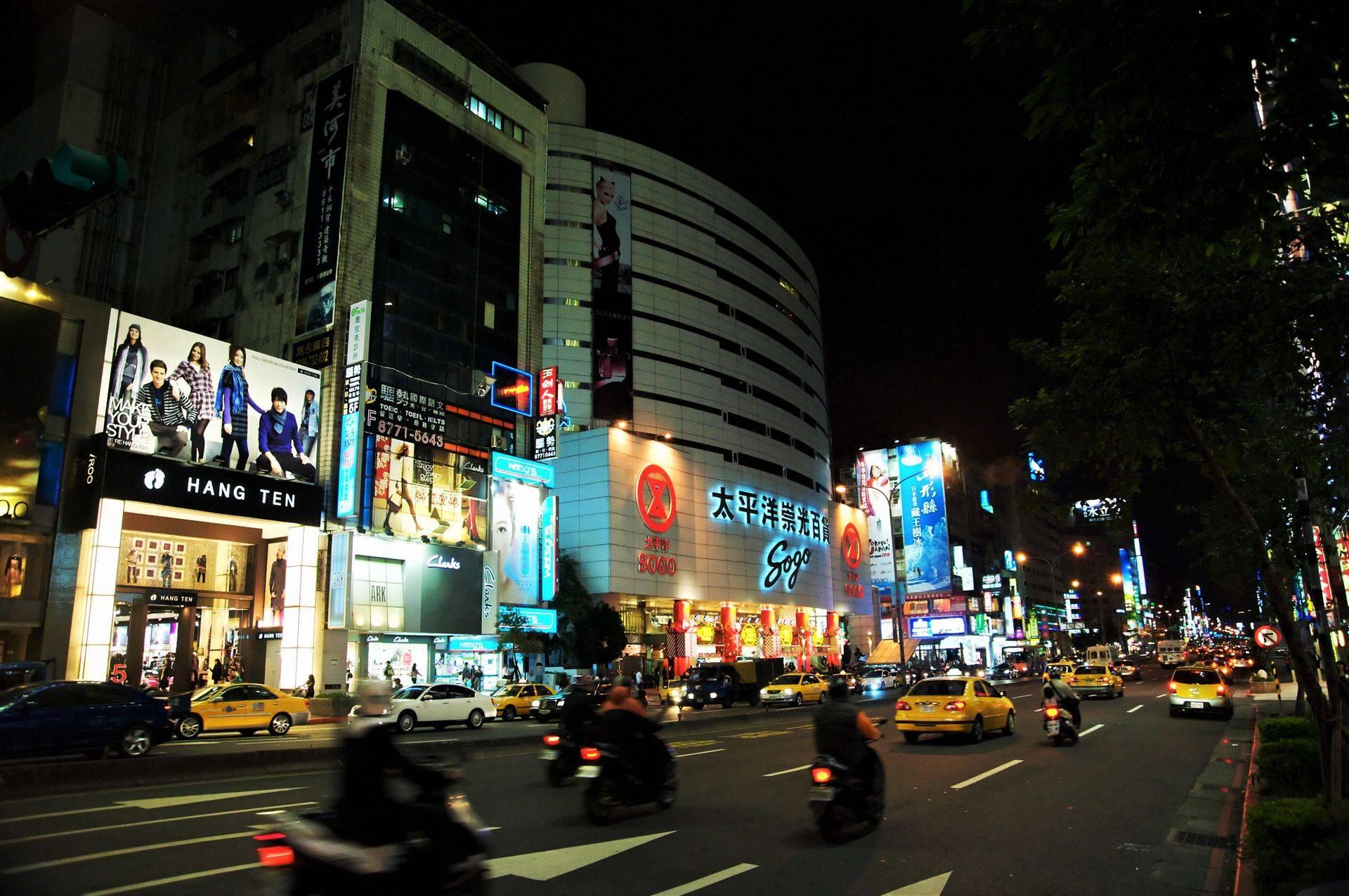 台北住宿-東區商圈