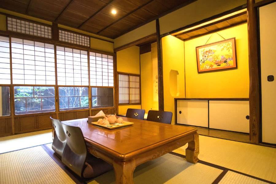 京都住宿 - 望宮舍