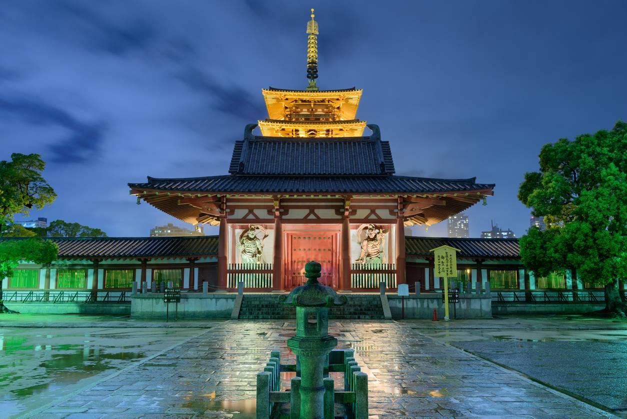 大阪景點-天王寺-新世界