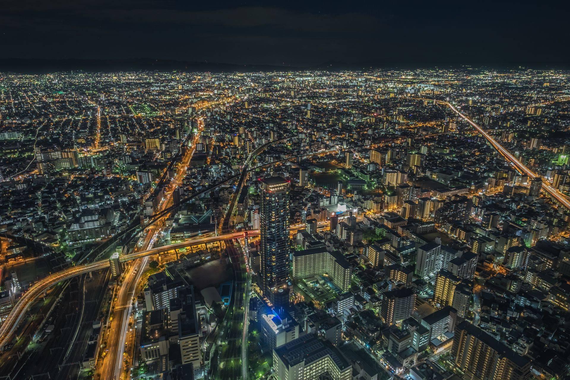 大阪梅田商業區