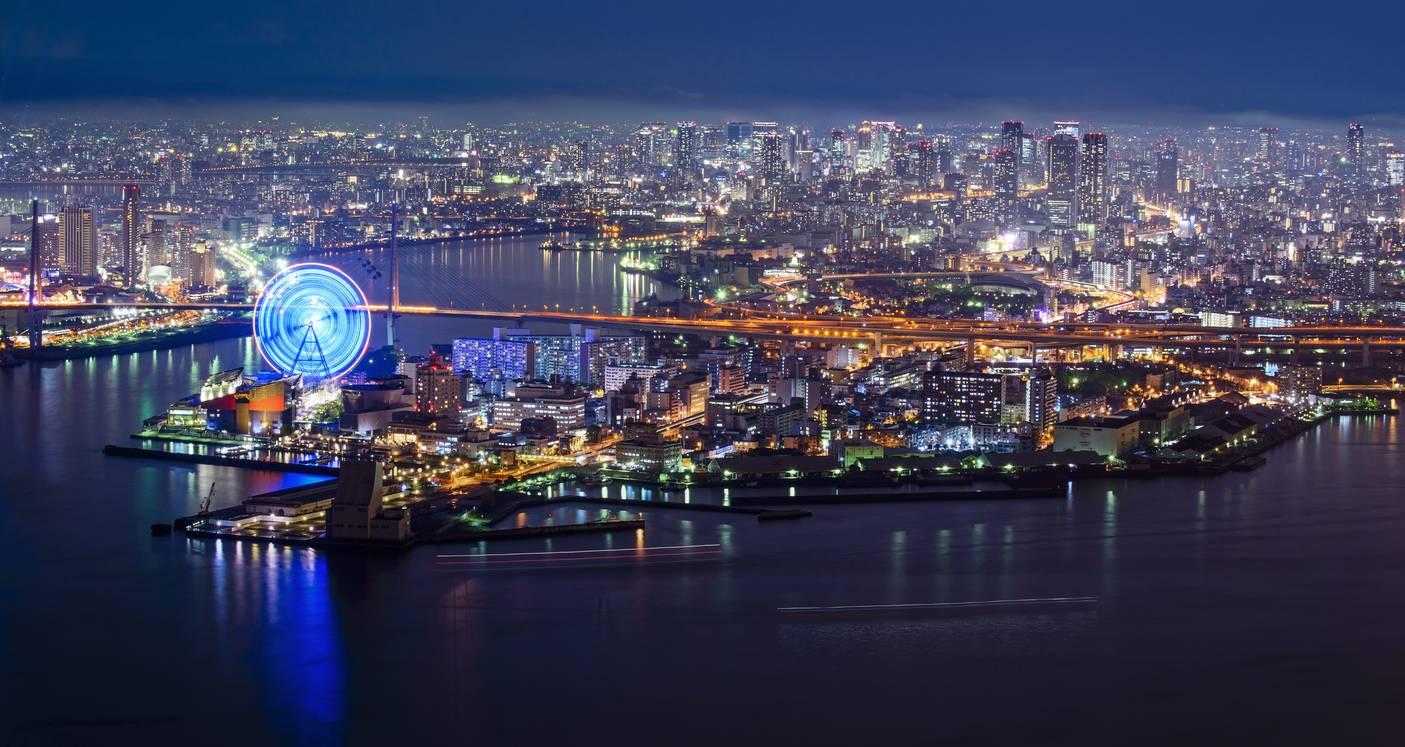 大阪-港區-景點