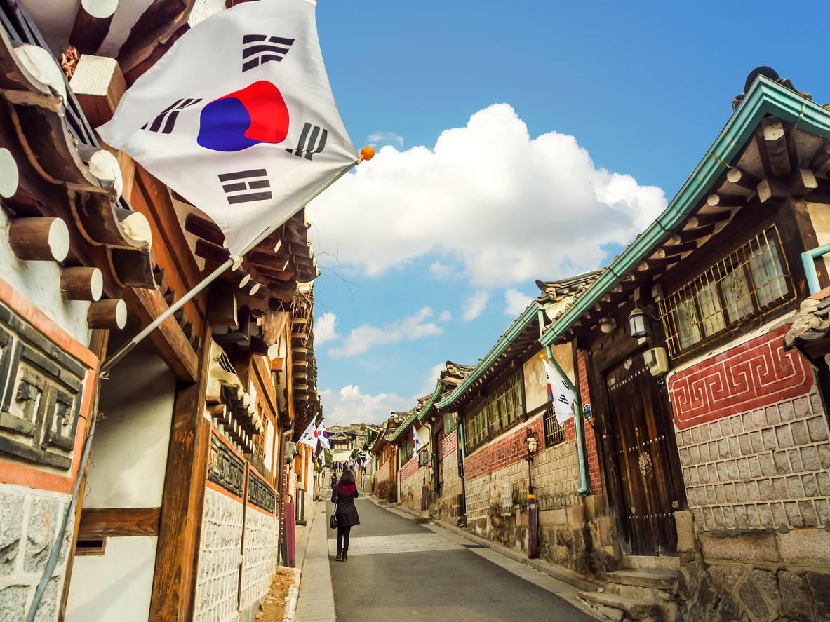 仁寺洞-首爾自由行