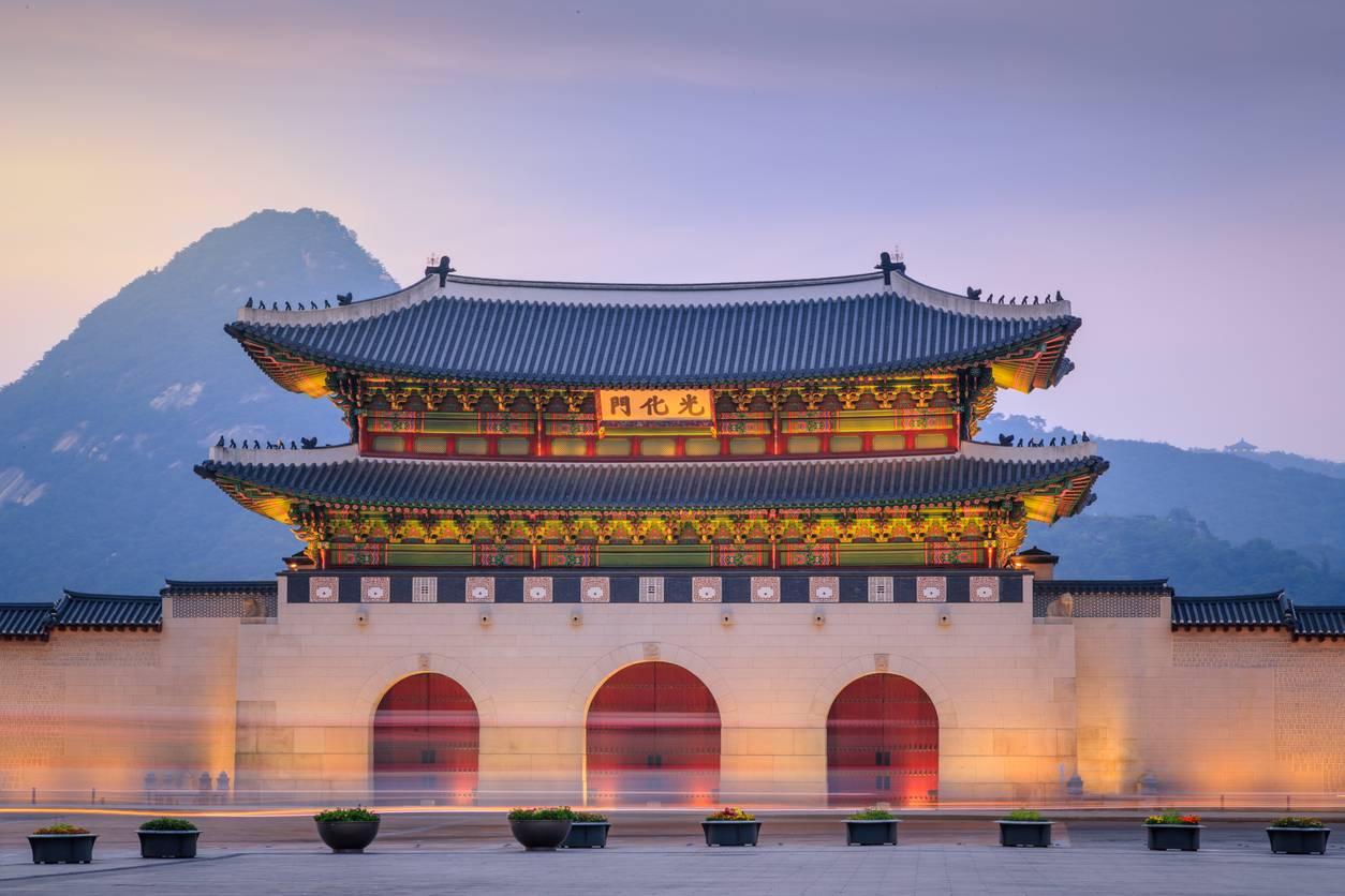 首爾古宮區-首爾自由行