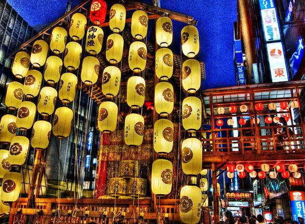 京都自由行_京都祭典