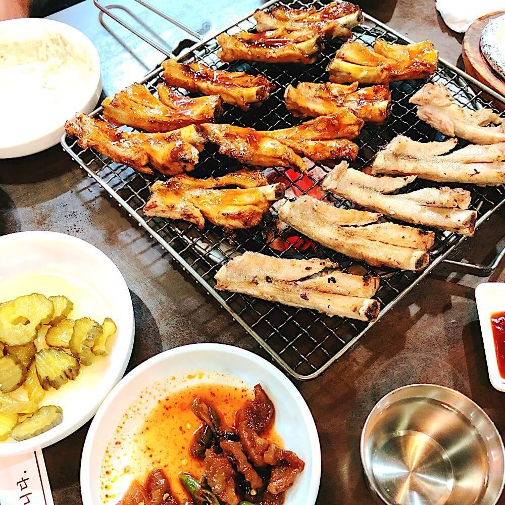 釜山美食-西面站