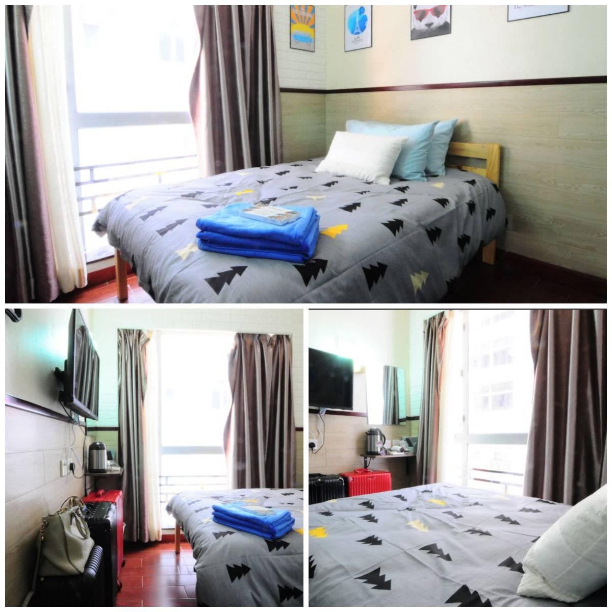 香港住宿-簡約小居
