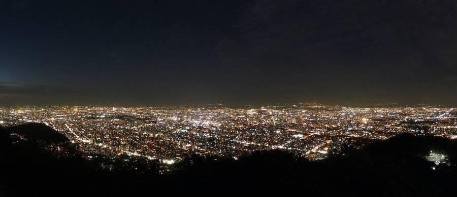 北海道景點_藻岩山展望台