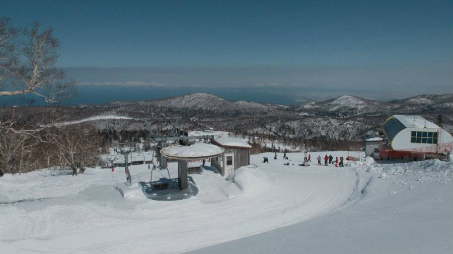 北海道景點_札幌國際滑雪場