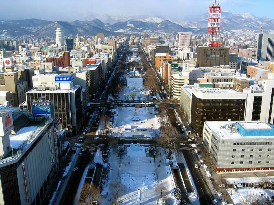 北海道札幌雪祭