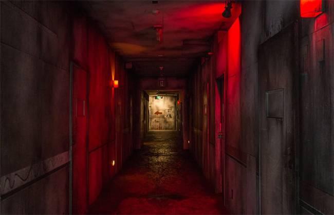 实拍日本鬼屋胆小慎入_TrickorTreat亚洲游乐园Halloween攻略,文内有血腥画面,还有曾经