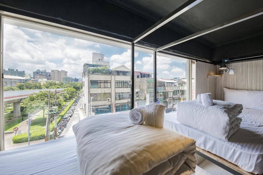 五行旅店–台北.旅樹1