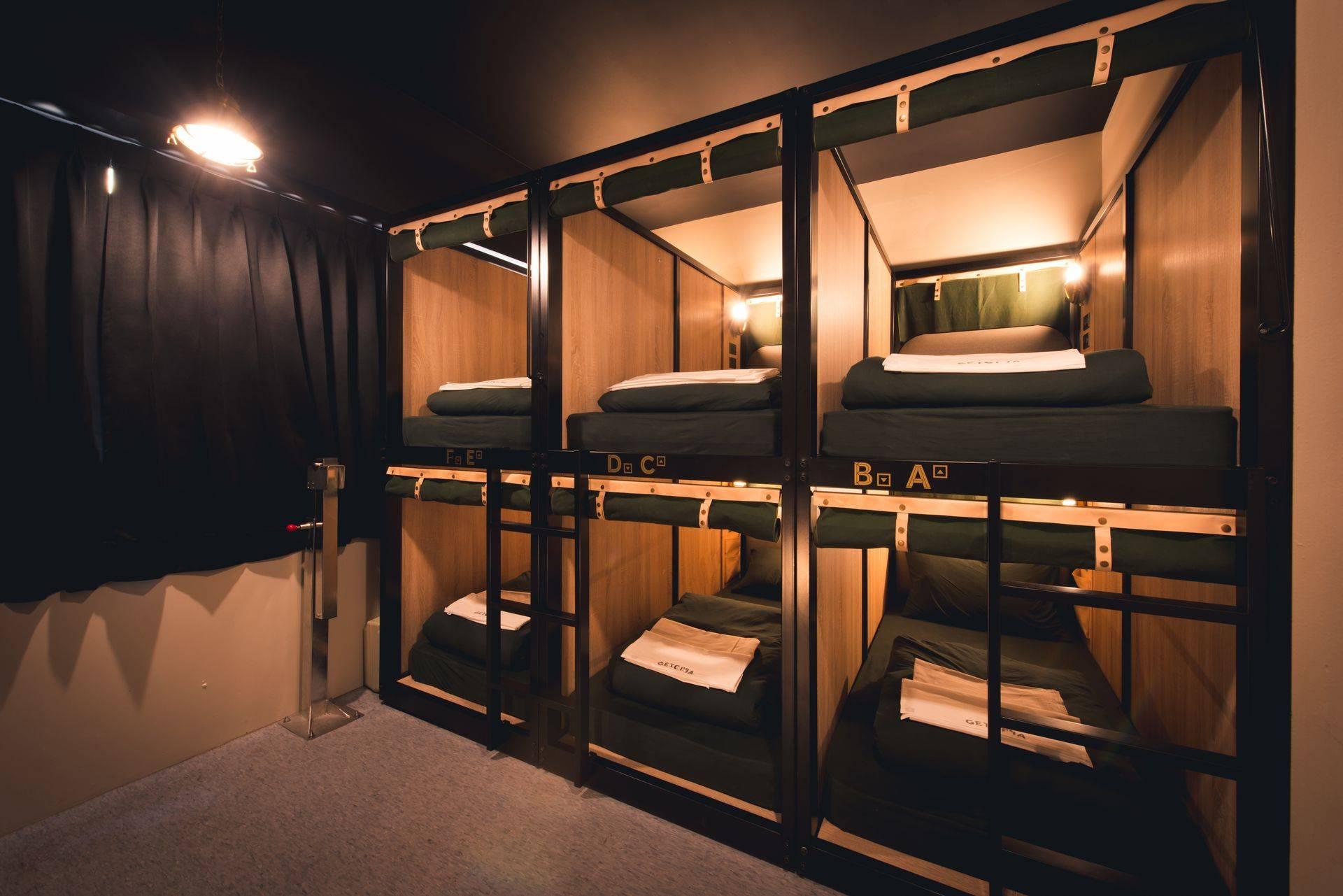 GetCha Hostel&Bistro