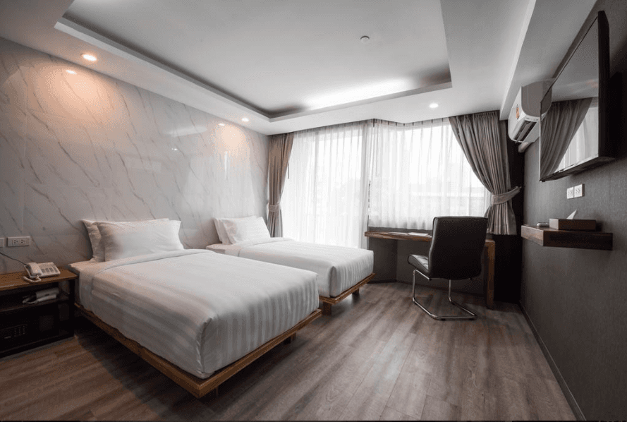 曼谷城市連結飯店