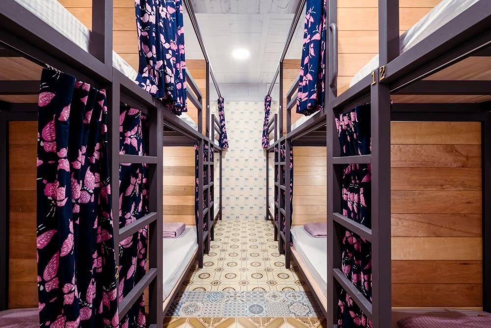 台南青年旅館推薦-台南民宿-樂客背包旅棧