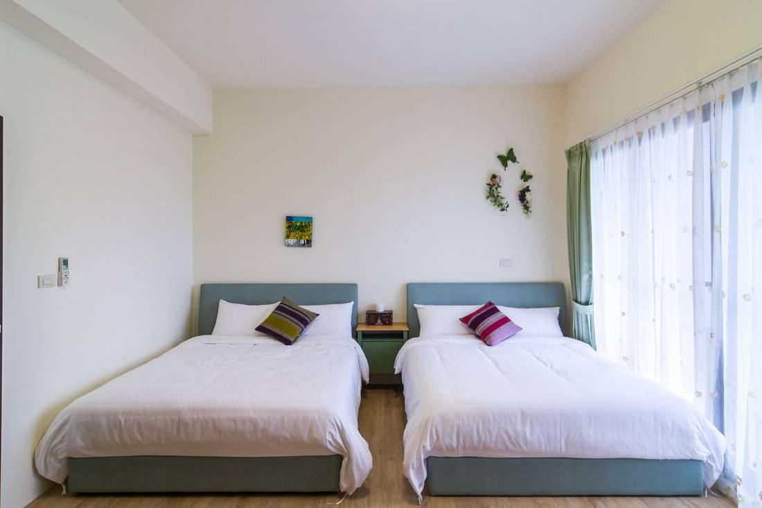 宜蘭民宿-超溫馨宜蘭民宿-溫蒂的家